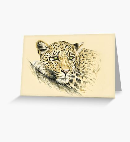 You've Been Spotted Greeting Card