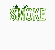 Smoke Weed Marijuana Grass Bob Marley Rasta T-Shirts Unisex T-Shirt