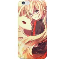 Challenge from the Gods! iPhone Case/Skin