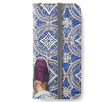 Art Beneath Our Feet, Ancona Italy  iPhone Wallet/Case/Skin