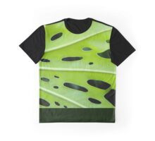 Windowleaf (Monstera deliciosa) Graphic T-Shirt