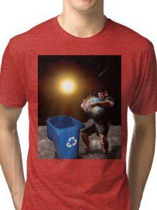 Atlas' Solution Tri-blend T-Shirt