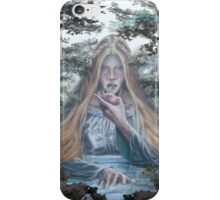 Corruption of Earthly Matter iPhone Case/Skin