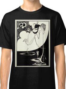 Aubrey Beardsley - Fantasy Illustration - Salome Classic T-Shirt