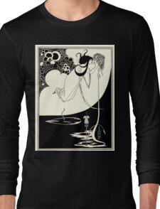 Aubrey Beardsley - Fantasy Illustration - Salome Long Sleeve T-Shirt