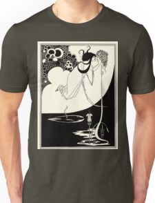 Aubrey Beardsley - Fantasy Illustration - Salome Unisex T-Shirt