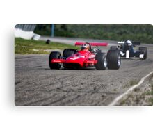 1969 Ferrari 312 F1 'Competition' Metal Print