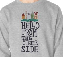 Why Adele crossed the road Pullover
