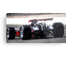 1969 Ferrari 312 F1 'Rear' Metal Print