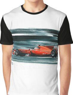 2010 Ferrari F10 Graphic T-Shirt