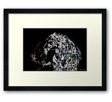 Digital Art #2  Framed Print