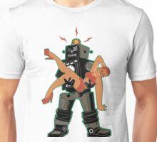Robot-Romance Unisex T-Shirt
