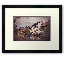 A French Toast Framed Print