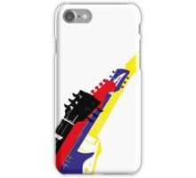 Guitars guitars guitars iPhone Case/Skin