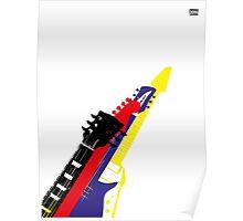 Guitars guitars guitars Poster
