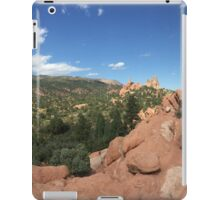 Garden of the Gods iPad Case/Skin