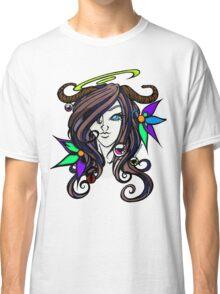Pretty Horned Girl -BaH Classic T-Shirt