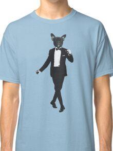 Frenchie in tuxedo Classic T-Shirt