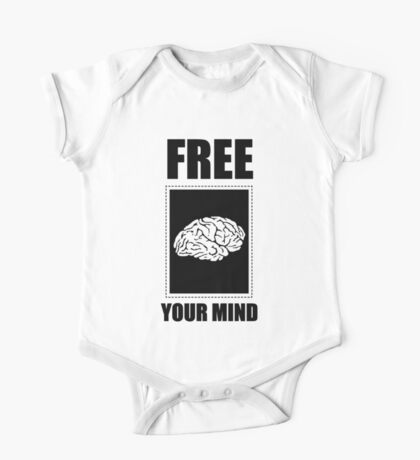 FREE YOUR MIND! One Piece - Short Sleeve
