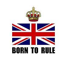 Royal Crown Rule Photographic Print