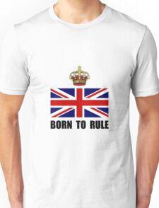 Royal Crown Rule Unisex T-Shirt