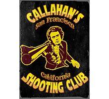 Callahan's Shooting Club Vintage Photographic Print