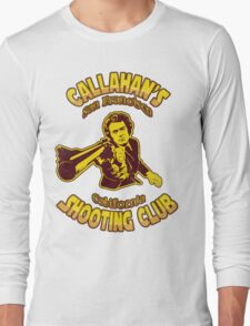 Callahan's Shooting Club Vintage Long Sleeve T-Shirt