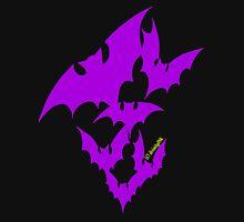 Going Batty (purple) Unisex T-Shirt