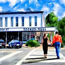 Auburn Traditions - Toomer's Corner by Mark Tisdale