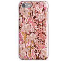 Painted Pansies 2 iPhone Case/Skin