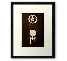It's Only Logical Framed Print