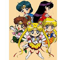 sailormoon Photographic Print