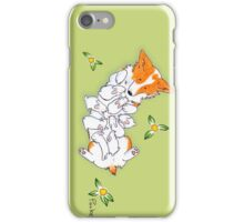 Snuggle Bunny - Verticle iPhone Case/Skin