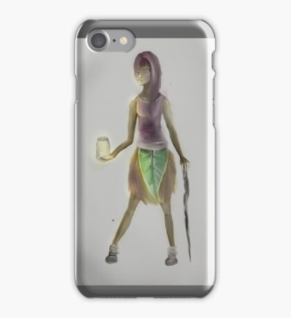 Tribal Girl  iPhone Case/Skin