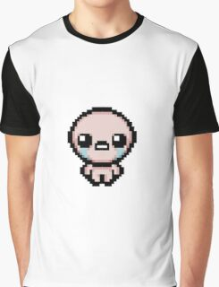 The Binding of Isaac, pixel Isaac Graphic T-Shirt
