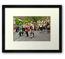 May Day Morris, Hastings Framed Print