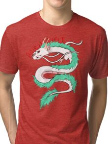 River spirit Haku Tri-blend T-Shirt