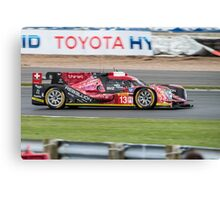 Rebellion Racing No 13 Canvas Print