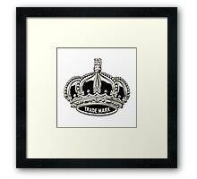 CRoWN C3 Framed Print