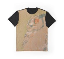 sun in her eyes Graphic T-Shirt