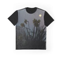 How high the moon Graphic T-Shirt