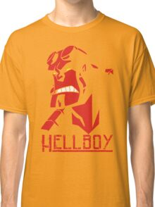 Hellboy Blood and Iron Movie Animation Classic T-Shirt