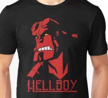 Hellboy Blood and Iron Movie Animation Unisex T-Shirt