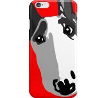 English Bull Terrier Koko iPhone Case/Skin