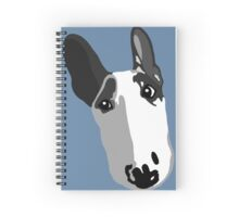 English Bull Terrier Koko Spiral Notebook