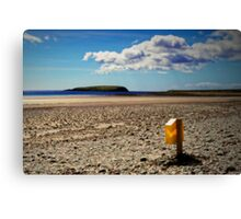 Unused Lifebuoy Canvas Print