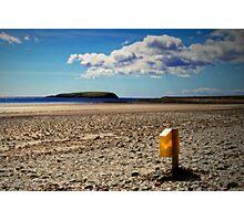 Unused Lifebuoy Photographic Print