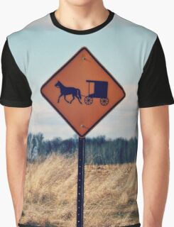Amish Country Graphic T-Shirt