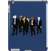 RESERVOIR HOUNDS iPad Case/Skin