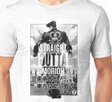 Josuke-straight outta morioh Unisex T-Shirt